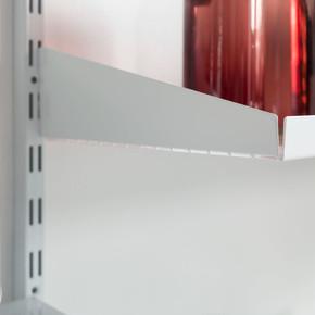 Duvar Rayı, 2Rhg, EL32, 2290 mm, beyaz