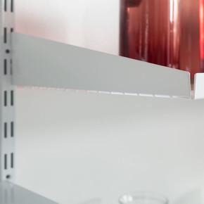 Klasik Duvar Rayı EL 32 Beyaz/Alüminyum