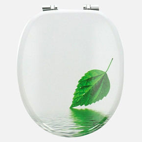 Leaf Mdf Klozet Kapağı