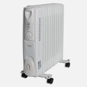 Voltomat 2500W 11 Dilim Yağlı Radyatör Beyaz