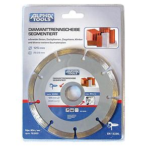 Elmas Unı Kesici Disk 125X22Mm