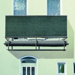 Balkon ve Çit Örtüsü