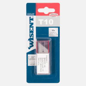 Wisent T10 10'lu Yedek Bıçak