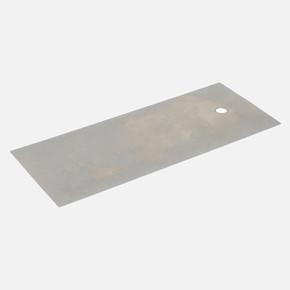 Çıkarma Bıçağı dörtköşe 150x60x0,8 mm