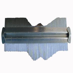 Cetvel Metal galvaniz 120 mm