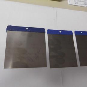 Japon Spatulası Seti paslanmaz 3 parça