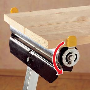 Wolfcraft 6119973 Roller Trestle Silindirli Çalışma Tezgahı