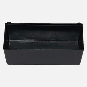 Avadanlık - Siyah 12,5X5,5 cm No:16