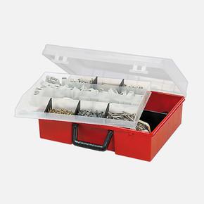 Organizer 5, 79 BöLümeneli, kırmızı