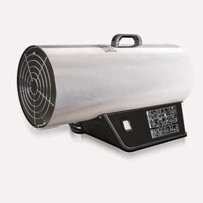 Herkules 70Kw Çelik Gaz Üflemeli Isıtıcı