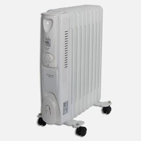 Voltomat 2000W 9 Dilim Yağlı Radyatör Beyaz