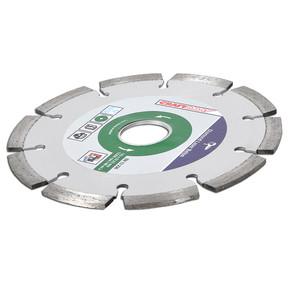 Elmas Kesici Disk 125Mm Yeşil  Beton Laser