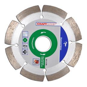 Elmas Kesici Disk 115Mm Yeşil  Beton Segme Nt