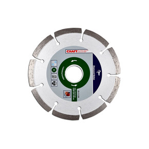 Elmas Kesici Disk 125Mm Yeşil  Beton Segme Nt