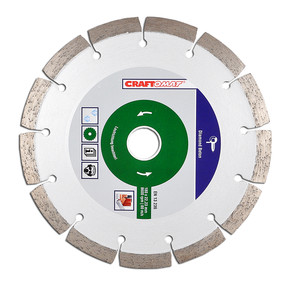 Elmas Kesici Disk 180Mm Yeşil  Beton Segme Nt