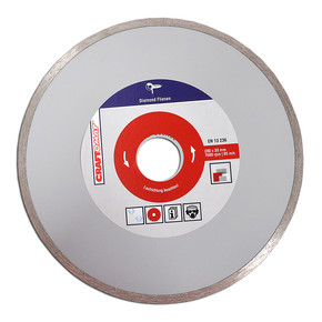 Elmas Kesici Disk 200Mm Seramık Kırmızı