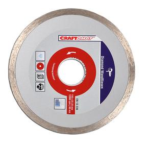 Elmas Kesici Disk 110 mm Duvar Seramik Kırmızı