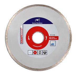 Elmas Kesici Disk 180Mm Duvar Seramık Kırmızı
