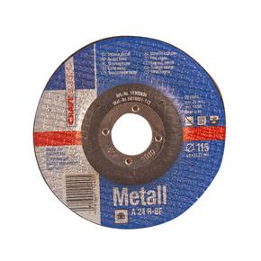 Craftomat Kesici Disk 115 mm Metal Mavi