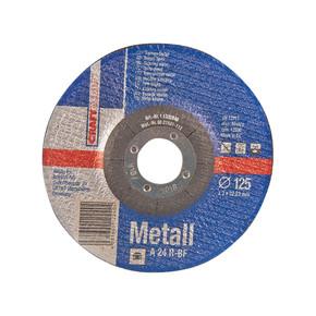 Craftomat 125 mm Metal Kesici Disk Mavi