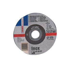 Craftomat 125 mm Çelik Kesici Disk Gümüş