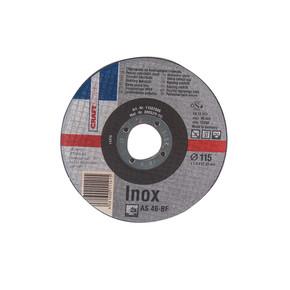 Craftomat 115 mm Çelik Kesici Disk Gümüş