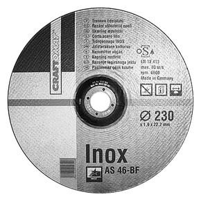 Kesici Disk 230Mm Çelik Gümüş