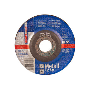 Craftomat 115 Mm Metal Taşlama Taşı (Mavi)