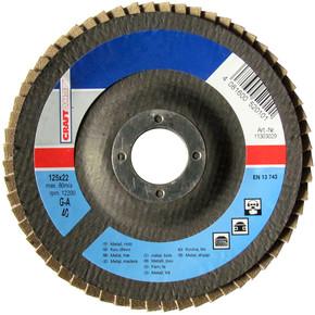 Taşlama Taşı K40 125 Mm Metal Açık Mavi