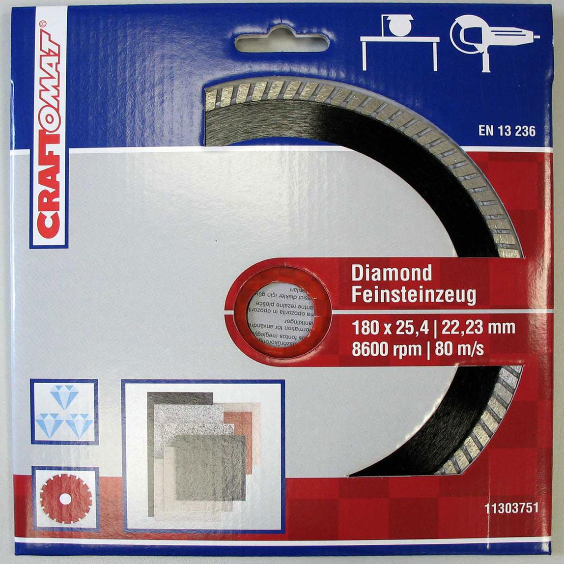 Kesici Disk - İnce/Güçlü 180 mm Express