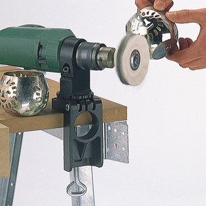 Wolfcraft 43 mm Matkap Tutucu Plastik