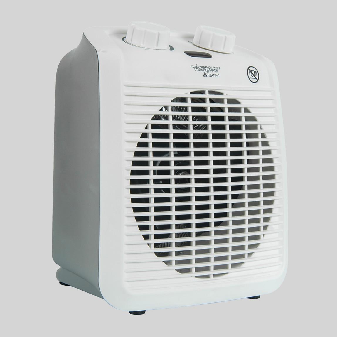 Voltomat 2000W Termostatlı Elektrikli Fanlı Isıtıcı