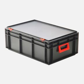 Magnus Sistem Çantası Pc 20, siyah / orange