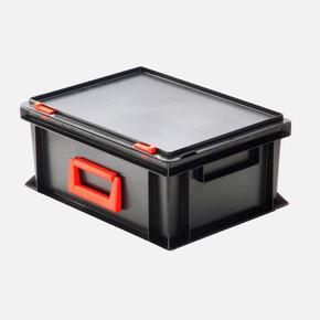 Magnus Sistem Çantası Pc 14, siyah / orange