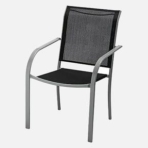 Sunfun Amy Bahçe Sandalyesi Gri