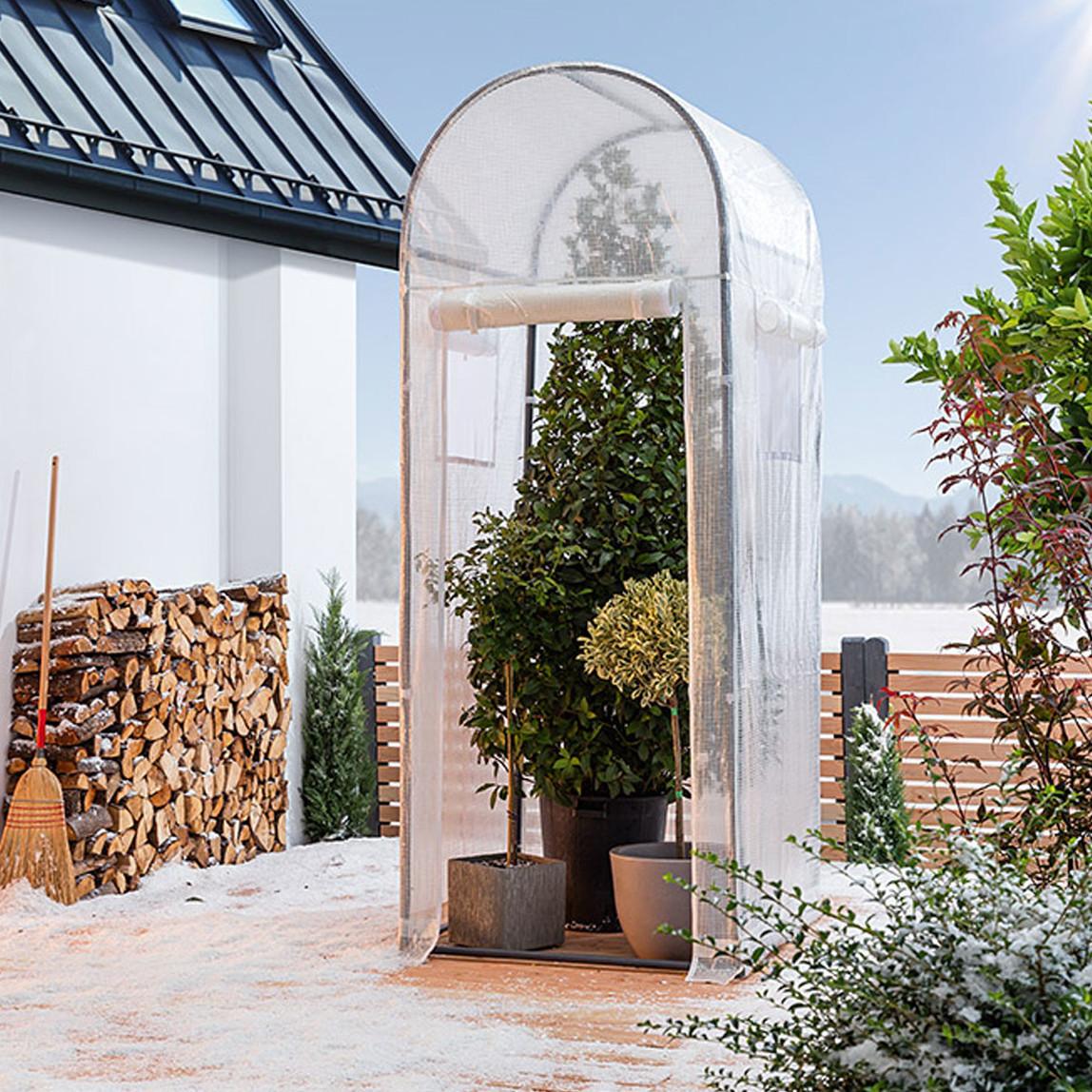 Bahçe Serası 100x100x250 cm