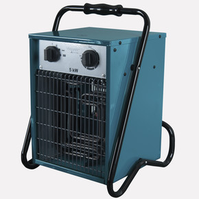 Voltomat IPX4 5000W Termostatlı Şantiye Isıtıcısı