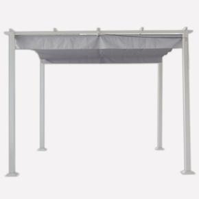 Sunfun Steel Gazebo Parti Çadırı Beyaz