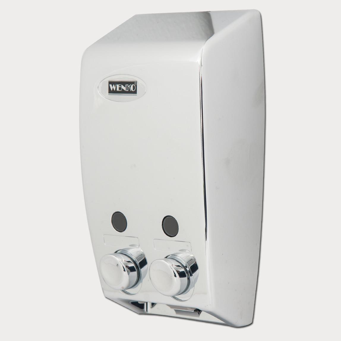 Wenko Varese Sıvı Sabunluk Krom