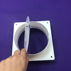 Klape Sistem Yuvarlak Çap 150 mm