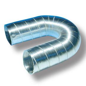 Aluminyum Flex Boru Çap 100 mm  1M