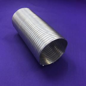 Aluminyum Flex Boru Çap 125 mm  1M