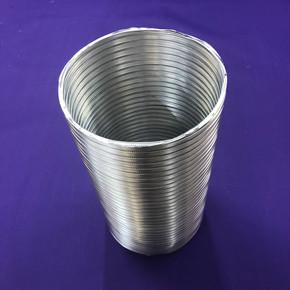 Aluminyum Flex Boru Çap 150 mm  1M