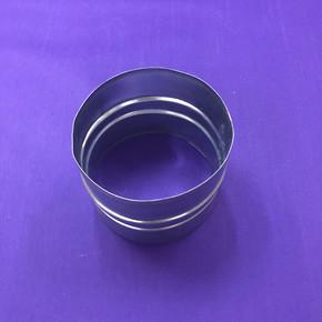 Metal Flex Boru Bağlantı Elemanı Çap 125 mm