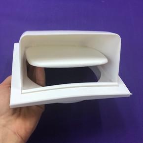Dış Duvar Izgarası Korumalı Çap 150 mm Beyaz