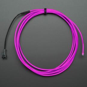Led Neon Kablo Pembe Işık