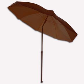 Sunfun Şemsiye 180cm Kahverengi
