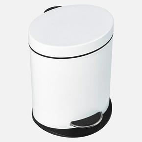 Aiko Çöp Kovası Beyaz