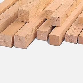 Pürüzlü Kereste 5,8x5,8x300 cm