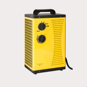 Voltomat 3000W Şantiye Isıtıcısı Sarı